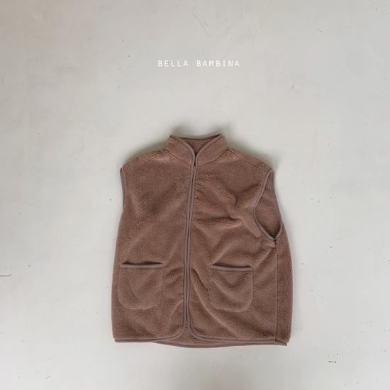 BELLA BAMBINA - Korean Children Fashion - #Kfashion4kids - Adult Overfit Vest - 5