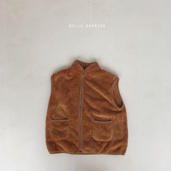 BELLA BAMBINA - Korean Children Fashion - #Kfashion4kids - Adult Overfit Vest - 7