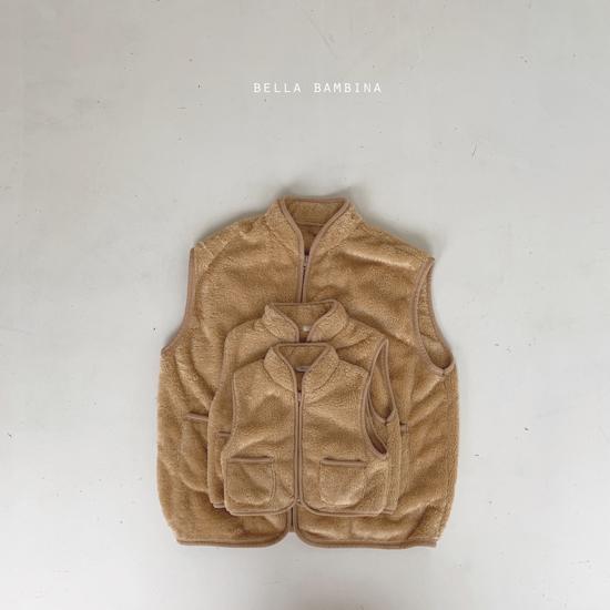 BELLA BAMBINA - Korean Children Fashion - #Kfashion4kids - Adult Overfit Vest - 9