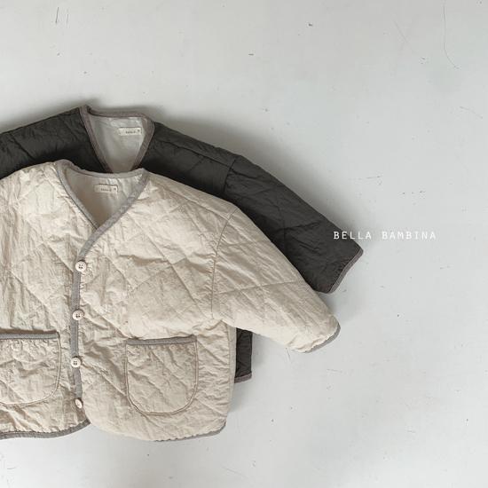 BELLA BAMBINA - Korean Children Fashion - #Kfashion4kids - Kkari Jacket