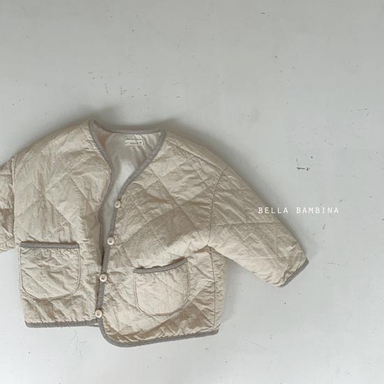 BELLA BAMBINA - Korean Children Fashion - #Kfashion4kids - Kkari Jacket - 3