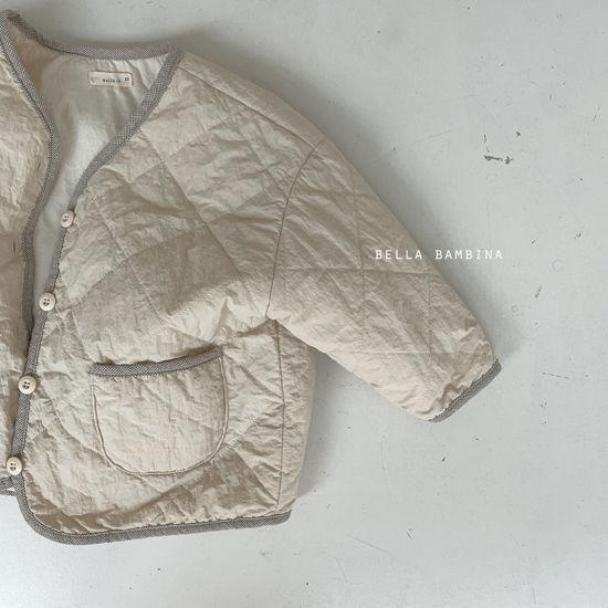 BELLA BAMBINA - Korean Children Fashion - #Kfashion4kids - Kkari Jacket - 5
