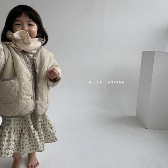 BELLA BAMBINA - BRAND - Korean Children Fashion - #Kfashion4kids - Kkari Jacket