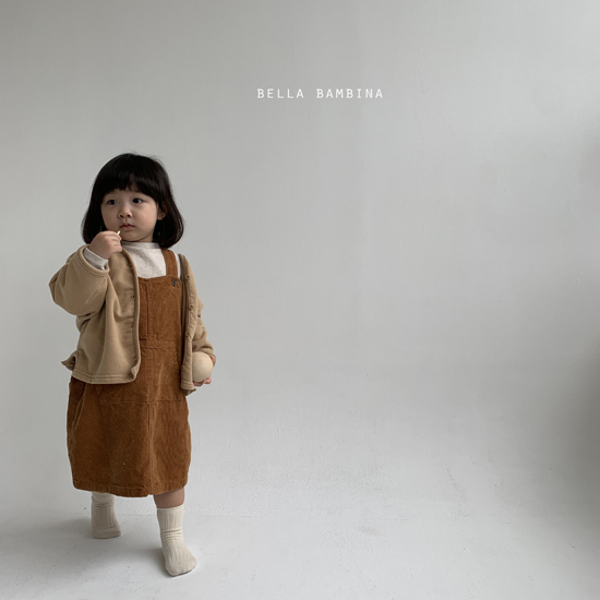 BELLA BAMBINA - Korean Children Fashion - #Kfashion4kids - Snug Cardigan - 10
