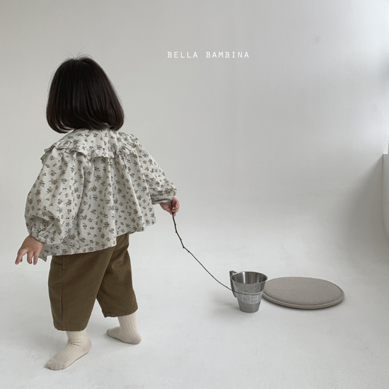 BELLA BAMBINA - Korean Children Fashion - #Kfashion4kids - Warming Blouse - 10