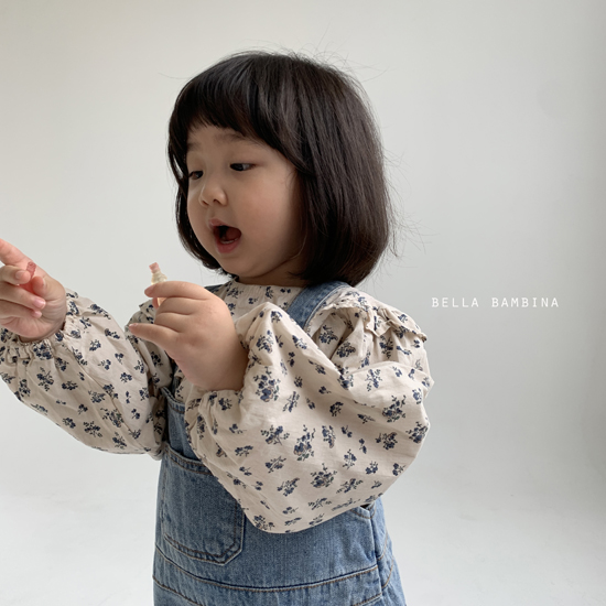 BELLA BAMBINA - Korean Children Fashion - #Kfashion4kids - Warming Blouse - 11