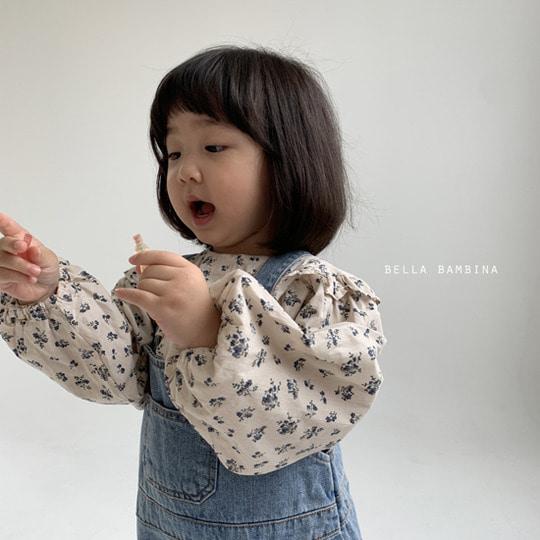 BELLA BAMBINA - BRAND - Korean Children Fashion - #Kfashion4kids - Warming Blouse