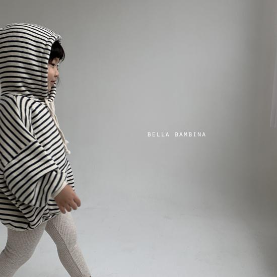 BELLA BAMBINA - Korean Children Fashion - #Kfashion4kids - Round Hood MTM - 10