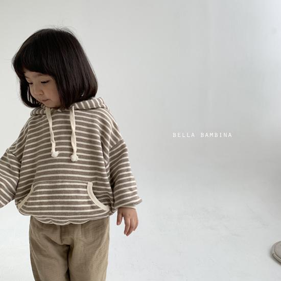 BELLA BAMBINA - Korean Children Fashion - #Kfashion4kids - Round Hood MTM - 11