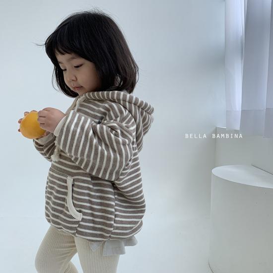 BELLA BAMBINA - Korean Children Fashion - #Kfashion4kids - Round Hood MTM - 12