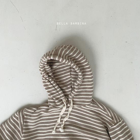 BELLA BAMBINA - Korean Children Fashion - #Kfashion4kids - Round Hood MTM - 4
