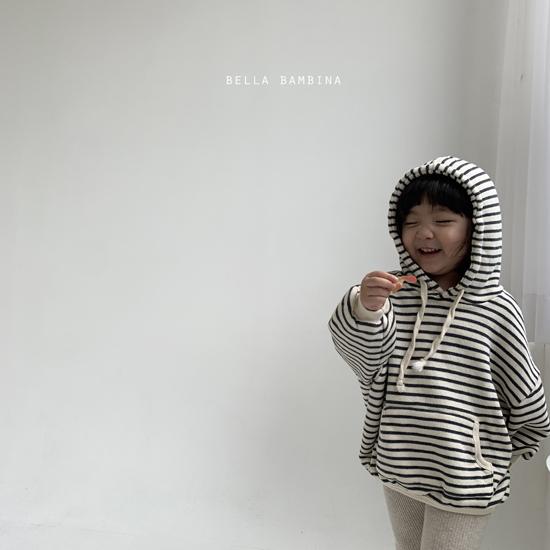 BELLA BAMBINA - Korean Children Fashion - #Kfashion4kids - Round Hood MTM - 9