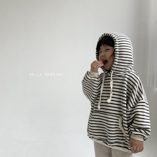 BELLA BAMBINA - BRAND - Korean Children Fashion - #Kfashion4kids - Round Hood MTM