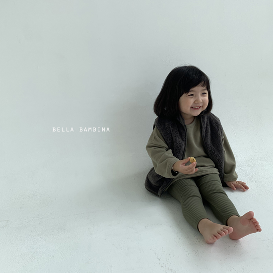 BELLA BAMBINA - Korean Children Fashion - #Kfashion4kids - Bella Leggings - 12