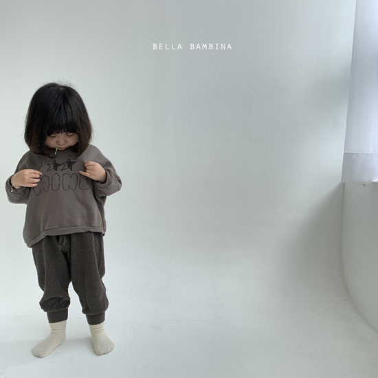 BELLA BAMBINA - Korean Children Fashion - #Kfashion4kids - Twist Waffle Pants - 11