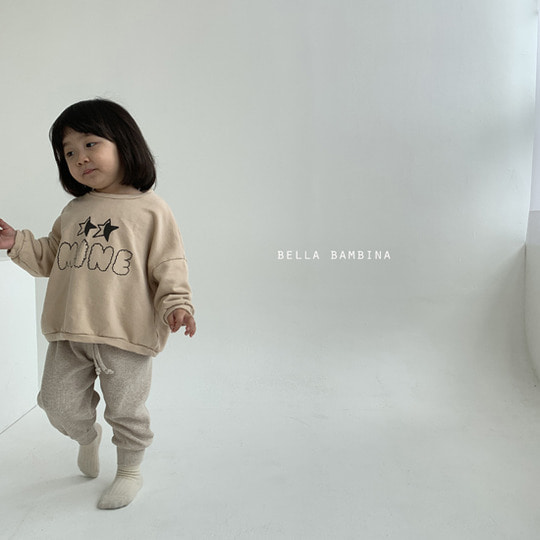 BELLA BAMBINA - BRAND - Korean Children Fashion - #Kfashion4kids - Twist Waffle Pants