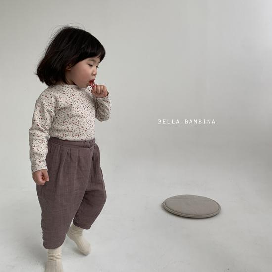 BELLA BAMBINA - Korean Children Fashion - #Kfashion4kids - Paul Finger Pants - 12