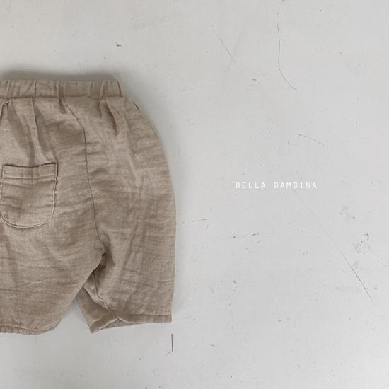 BELLA BAMBINA - Korean Children Fashion - #Kfashion4kids - Paul Finger Pants - 5
