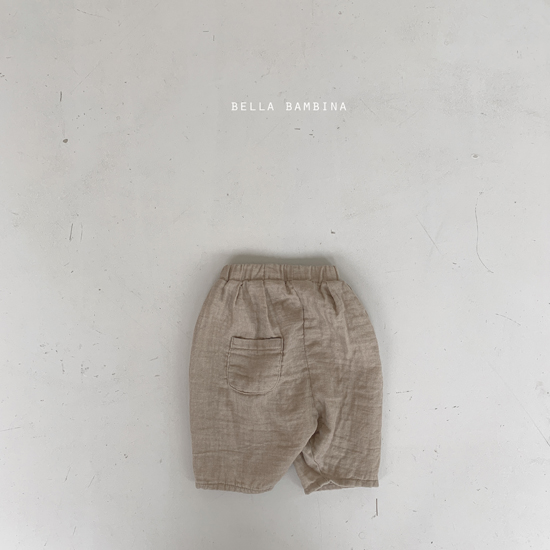 BELLA BAMBINA - Korean Children Fashion - #Kfashion4kids - Paul Finger Pants - 6