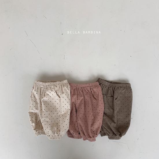 BELLA BAMBINA - Korean Children Fashion - #Kfashion4kids - Dot Slacks - 11