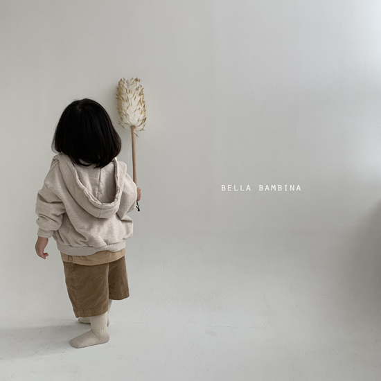 BELLA BAMBINA - Korean Children Fashion - #Kfashion4kids - Rib Denny Midi Pants - 12