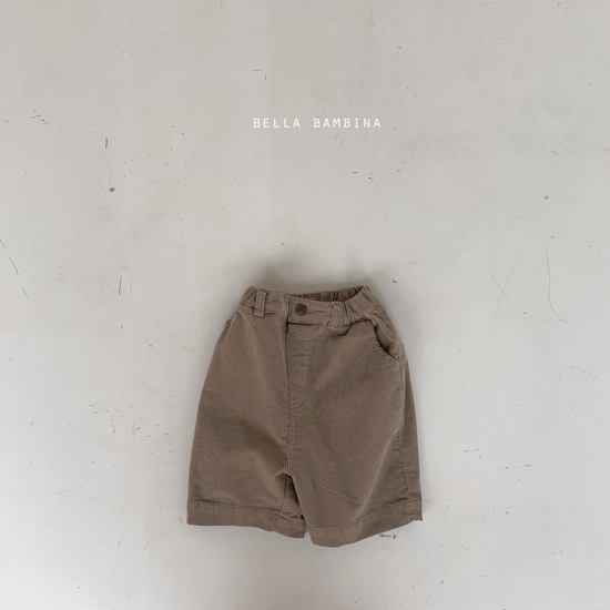 BELLA BAMBINA - Korean Children Fashion - #Kfashion4kids - Rib Denny Midi Pants - 3
