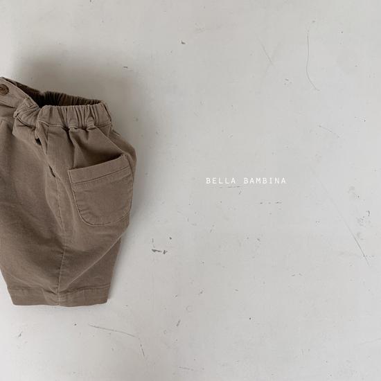 BELLA BAMBINA - Korean Children Fashion - #Kfashion4kids - Rib Denny Midi Pants - 4