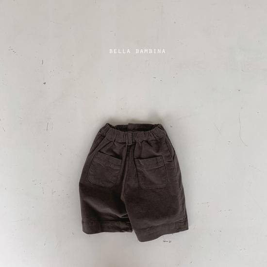 BELLA BAMBINA - Korean Children Fashion - #Kfashion4kids - Rib Denny Midi Pants - 9