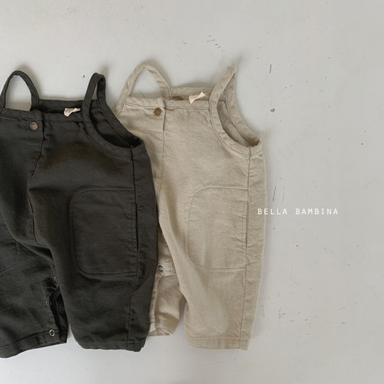 BELLA BAMBINA - BRAND - Korean Children Fashion - #Kfashion4kids - Bebe Now Jumpsuit