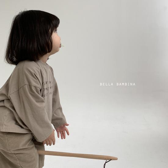 BELLA BAMBINA - Korean Children Fashion - #Kfashion4kids - My Heart Tee - 12