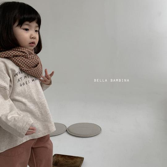 BELLA BAMBINA - BRAND - Korean Children Fashion - #Kfashion4kids - My Heart Tee