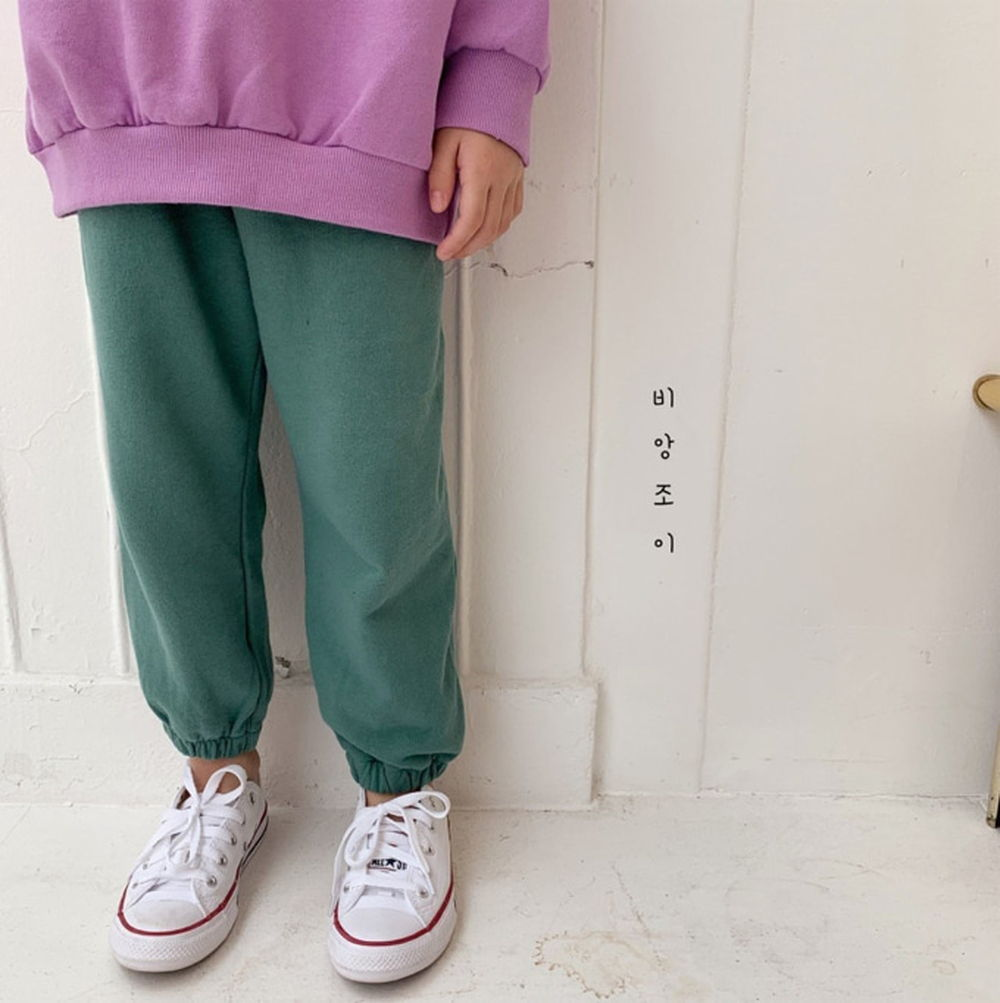 BIEN JOIE - BRAND - Korean Children Fashion - #Kfashion4kids - Luca Pants