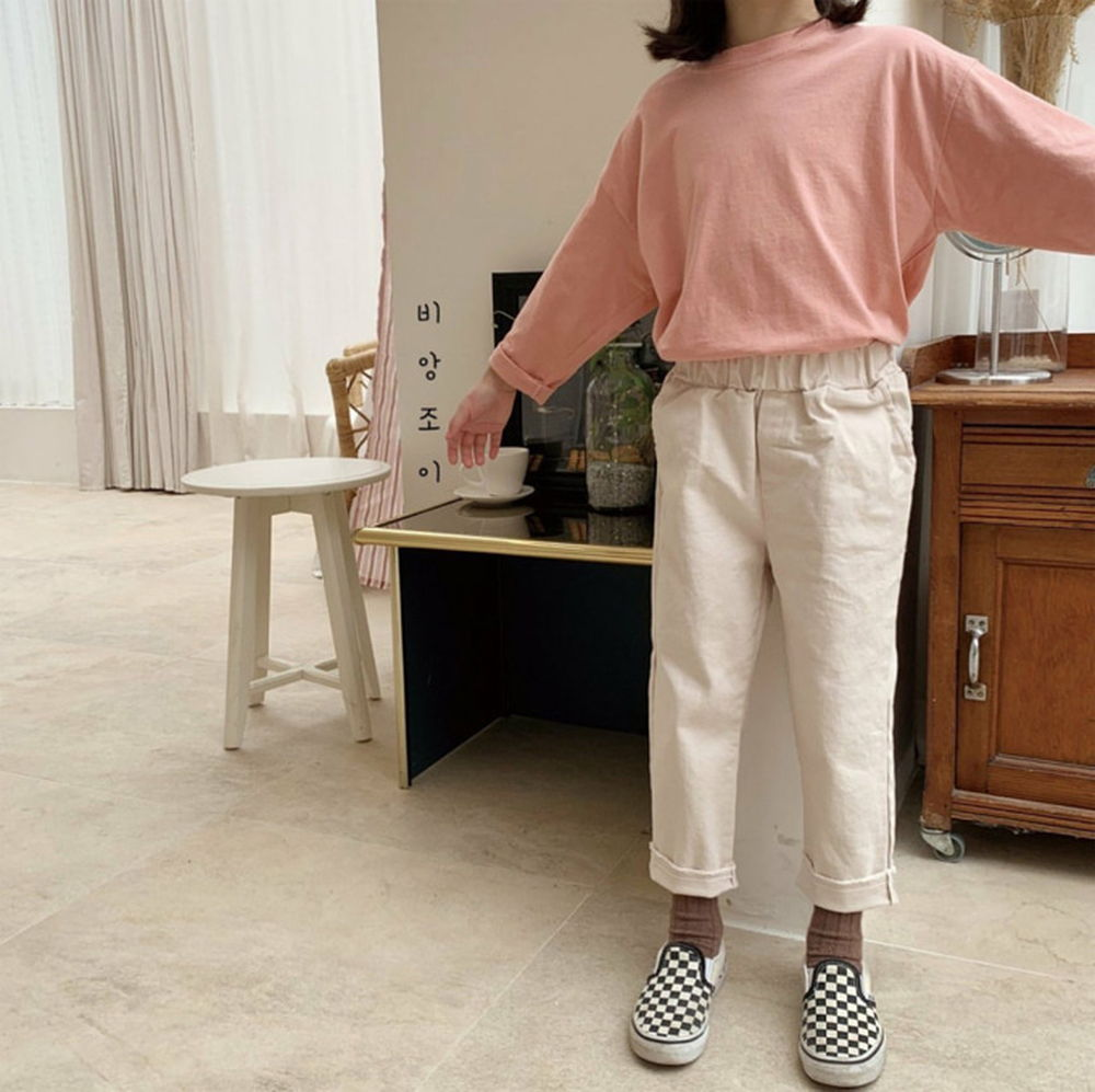 BIEN JOIE - BRAND - Korean Children Fashion - #Kfashion4kids - Mona Tee
