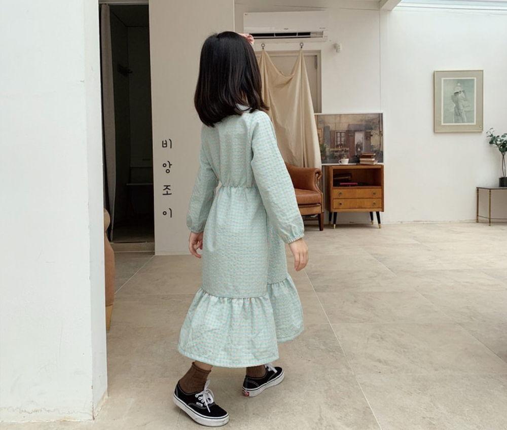 BIEN JOIE - Korean Children Fashion - #Kfashion4kids - Hailey One-piece