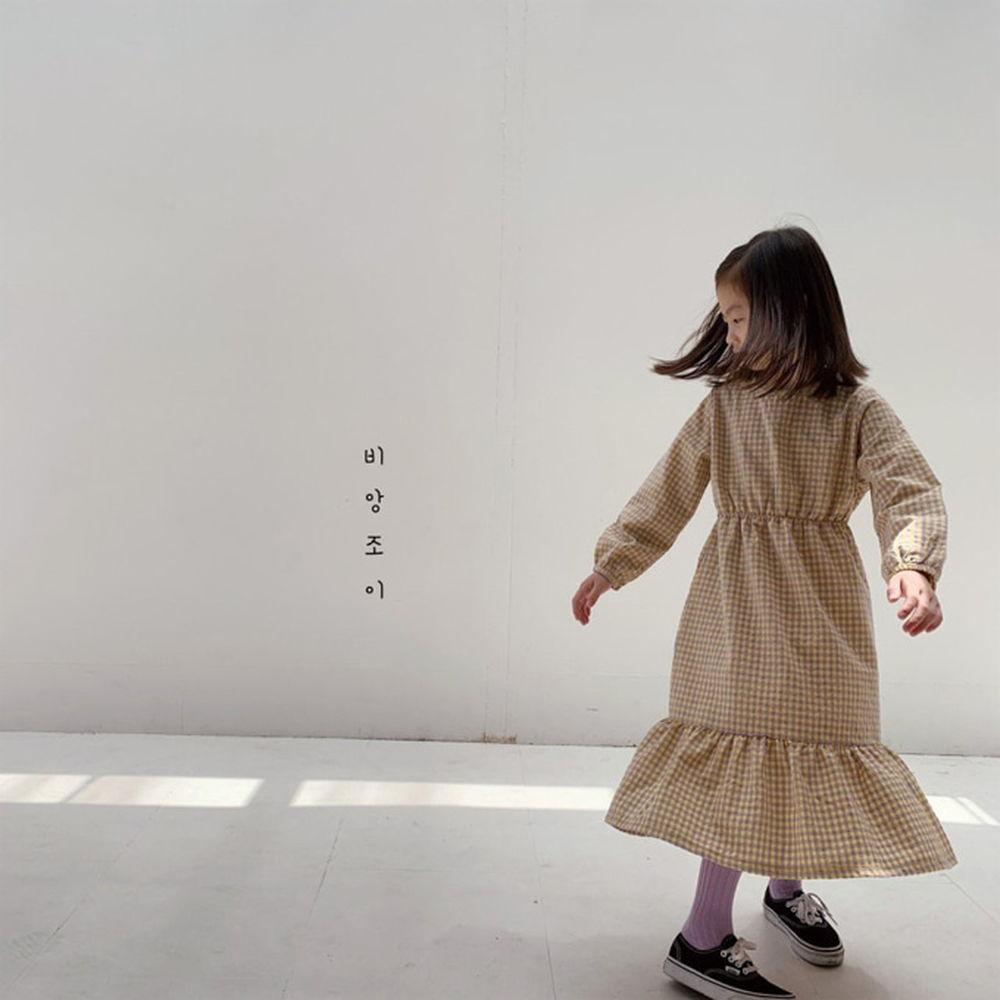 BIEN JOIE - BRAND - Korean Children Fashion - #Kfashion4kids - Hailey One-piece