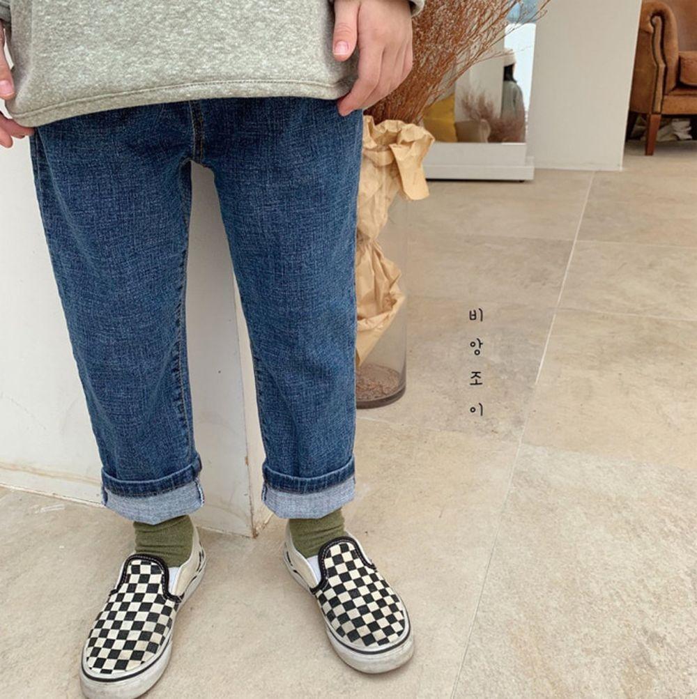 BIEN JOIE - BRAND - Korean Children Fashion - #Kfashion4kids - Doty Span Pants