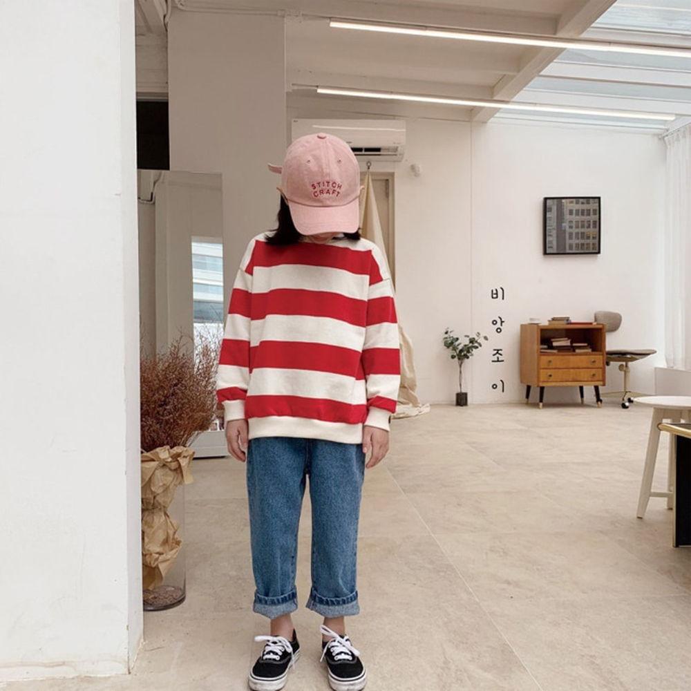 BIEN JOIE - BRAND - Korean Children Fashion - #Kfashion4kids - Perfect Denim Pants