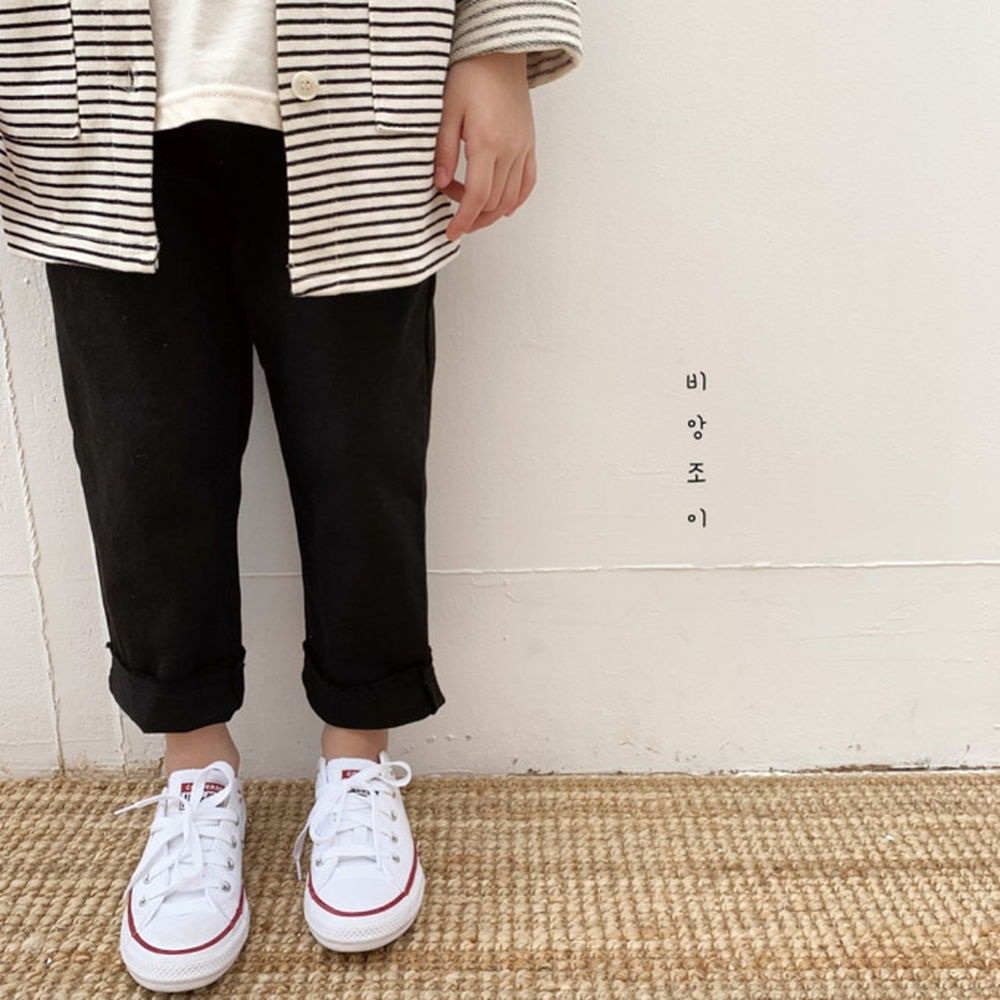 BIEN JOIE - BRAND - Korean Children Fashion - #Kfashion4kids - Roxy Span Pants