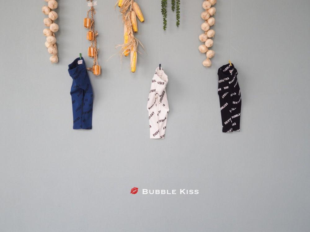 BUBBLE KISS - Korean Children Fashion - #Kfashion4kids - Bubble Kiss Leggings