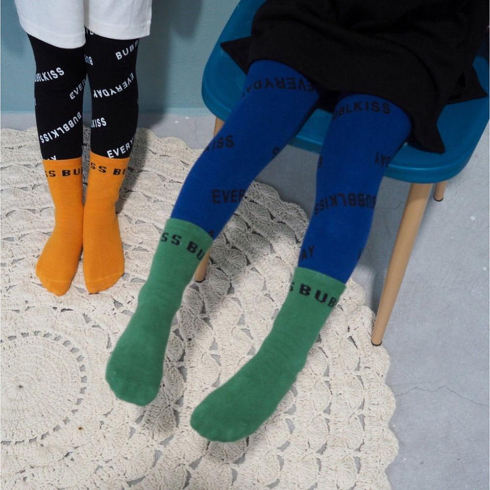 BUBBLE KISS - BRAND - Korean Children Fashion - #Kfashion4kids - Bubble Kiss Leggings