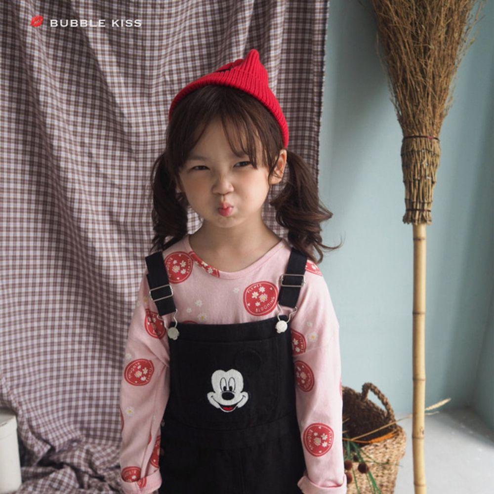 BUBBLE KISS - BRAND - Korean Children Fashion - #Kfashion4kids - Blooming Tee