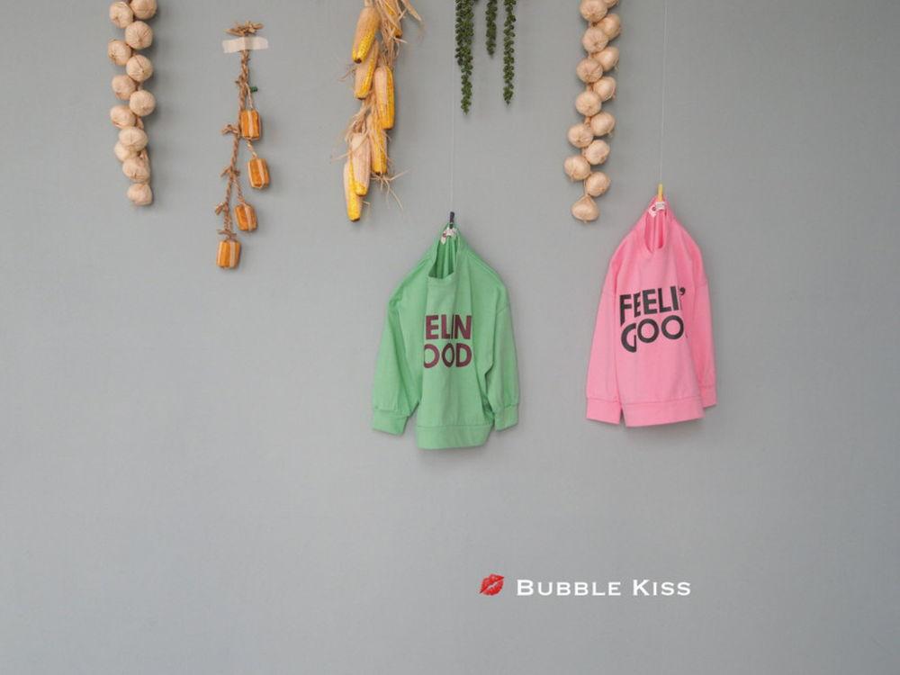 BUBBLE KISS - Korean Children Fashion - #Kfashion4kids - Feeling Good MTM
