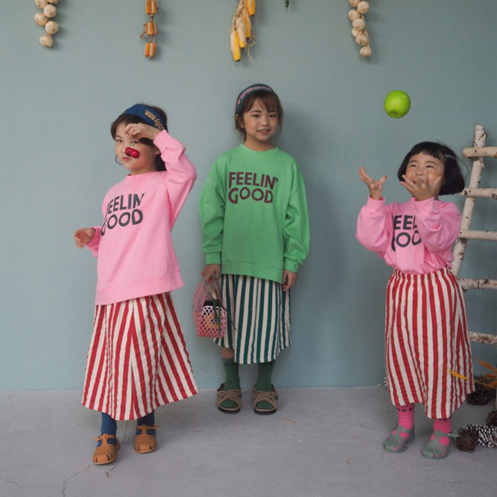 BUBBLE KISS - BRAND - Korean Children Fashion - #Kfashion4kids - Feeling Good MTM