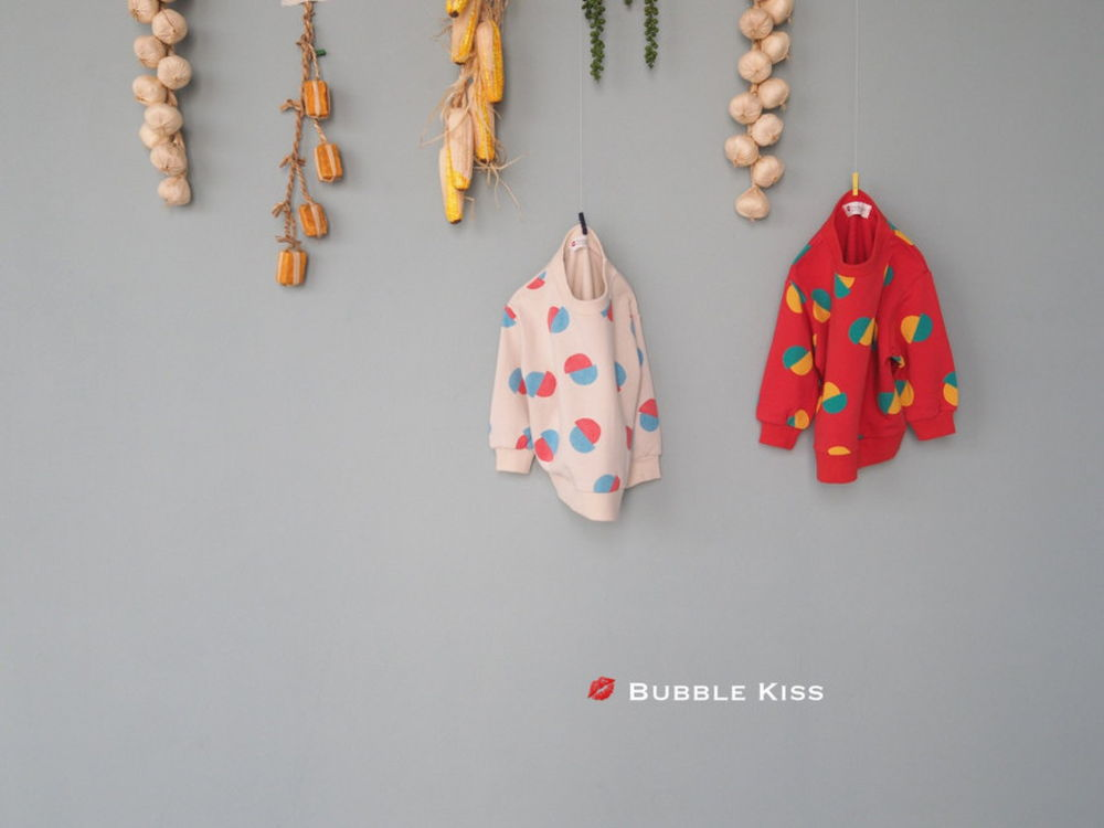 BUBBLE KISS - Korean Children Fashion - #Kfashion4kids - Half Circls MTM