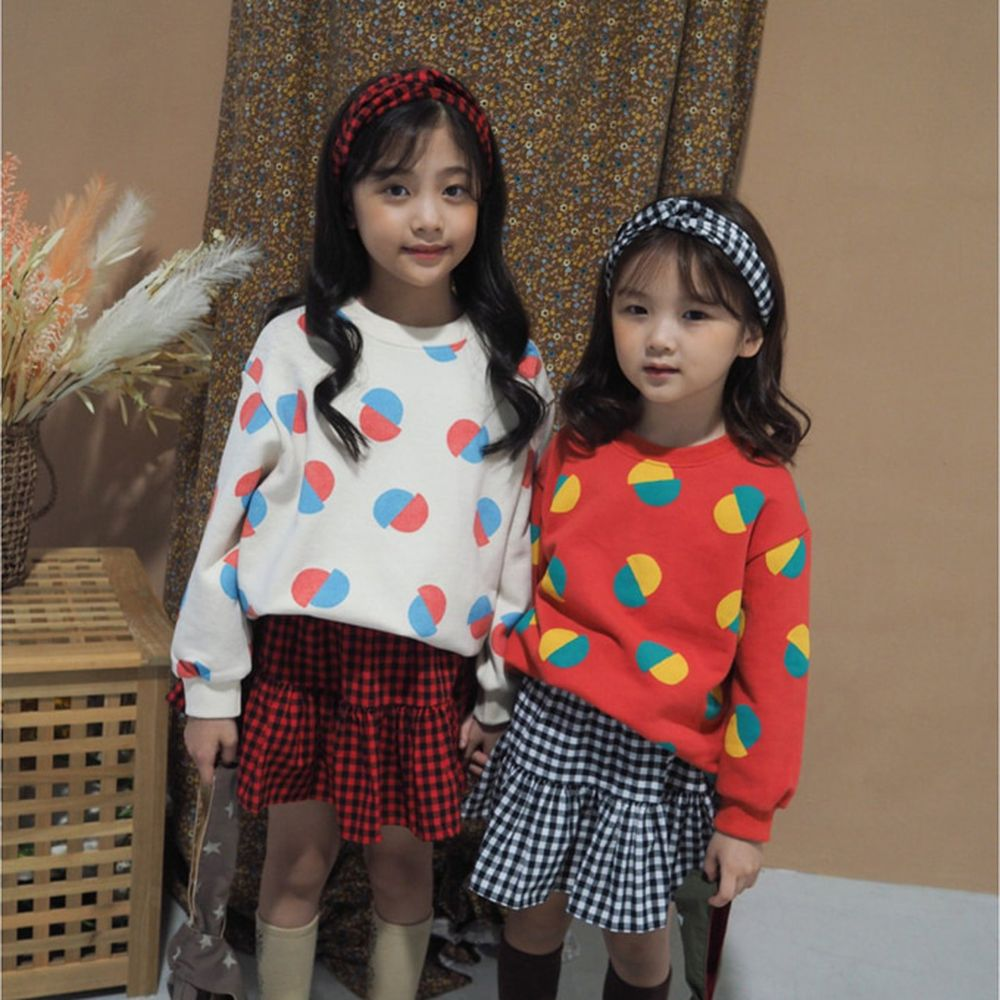 BUBBLE KISS - BRAND - Korean Children Fashion - #Kfashion4kids - Half Circls MTM