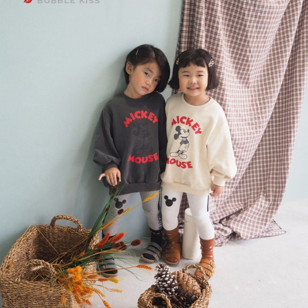 BUBBLE KISS - BRAND - Korean Children Fashion - #Kfashion4kids - Vintage Mickey MTM