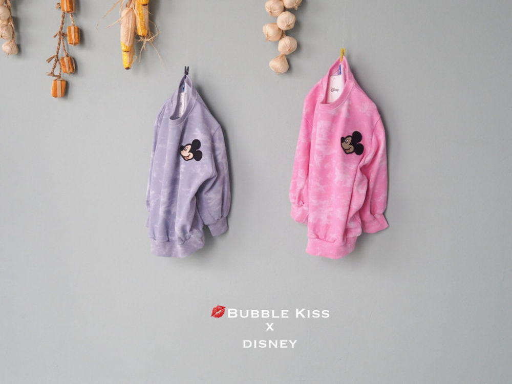 BUBBLE KISS - Korean Children Fashion - #Kfashion4kids - Pigment Mickey MTM