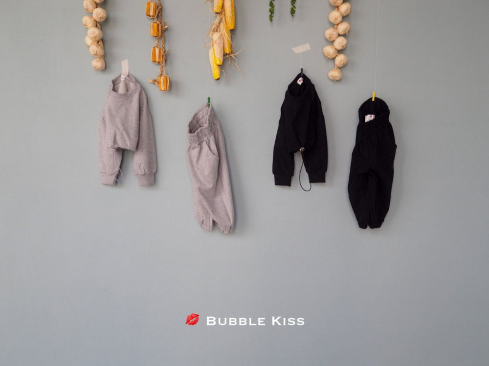 BUBBLE KISS - Korean Children Fashion - #Kfashion4kids - Crop Training Set