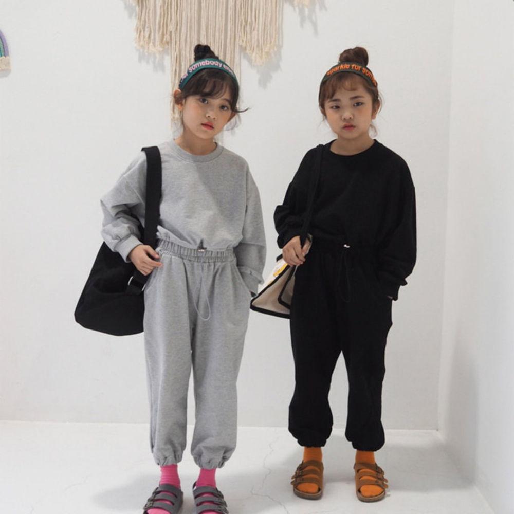 BUBBLE KISS - BRAND - Korean Children Fashion - #Kfashion4kids - Crop Training Set