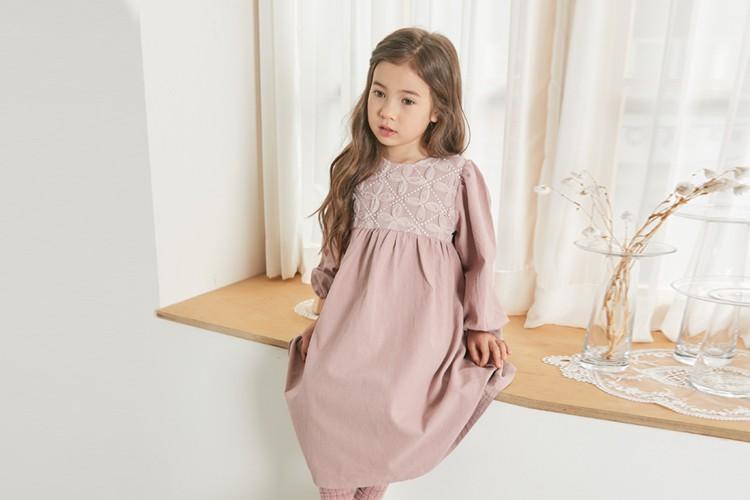 COCO RIBBON - BRAND - Korean Children Fashion - #Kfashion4kids - Dia One-piece